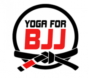 yoga for bjj logo